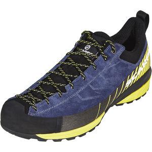 Scarpa Mescalito Shoes Herren blue cosmo/lime fluo blue cosmo/lime fluo