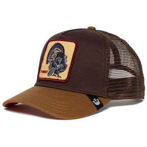 Goorin Bros. Turkey Trucker Cap brown brown