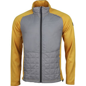 North Bend Bungy Hybrid Jacke Herren yellow dijon yellow dijon