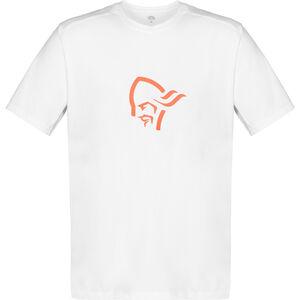 Norrøna /29 Viking Baumwoll T-Shirt Herren white white