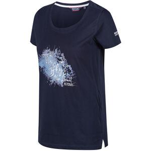 Regatta Filandra III T-Shirt Damen navy/silver navy/silver