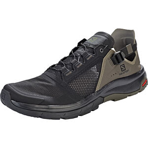 Salomon Techamphibian 4 Shoes Herren black/beluga/castor gray black/beluga/castor gray