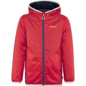 Meru Stayton Teddy Fleece Jacket Kinder red red