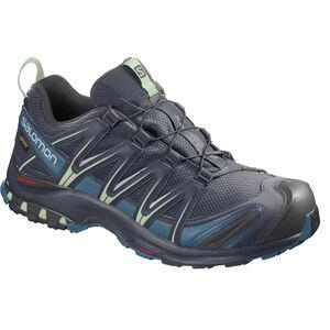 Salomon XA Pro 3D GTX Shoes Damen navy blazer/lyons blue/spruce stone navy blazer/lyons blue/spruce stone