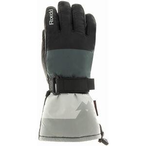 Roeckl Arlberg Handschuhe Kinder black/grey black/grey