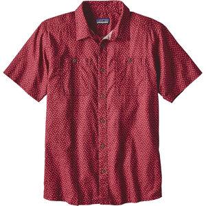 Patagonia Back Step Shirt Herren Micro Medusa:Adzuki Red Micro Medusa:Adzuki Red