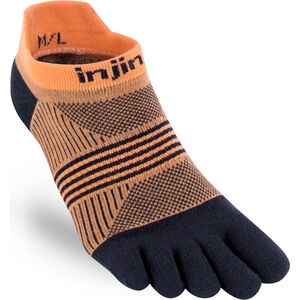 Injinji Run Coolmax Xtra Lightweight No Show Socks Damen underwater underwater