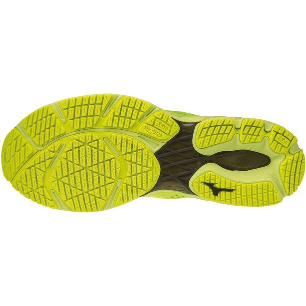 Mizuno Wave Shadow 3 Laufschuhe Herren safety yellow/white/safety yellow