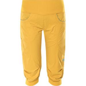 Ocun Noya Shorts Damen yellow/blue yellow/blue