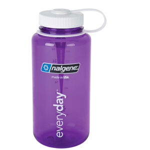 Nalgene Everyday Großhals Trinkflasche 1000ml purple purple