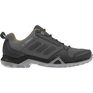 adidas TERREX AX3 Shoes Herren grey five/core black/mesa