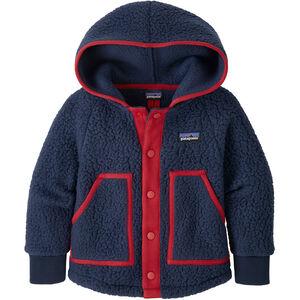 Patagonia Retro Pile Jacke Baby Kinder neo navy neo navy