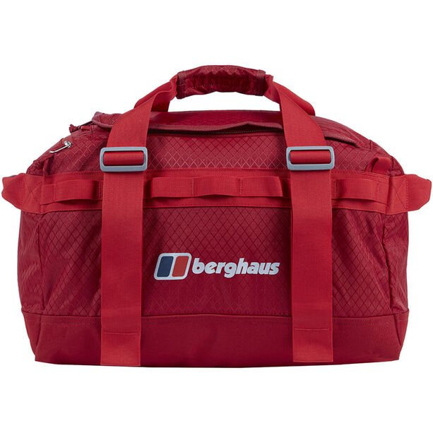 Berghaus Expedition Mule 40 Holdall red dahlia/haute red