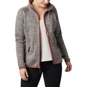 Columbia Chillin Fleece Non Hooded Jacket Damen city grey city grey