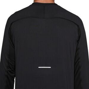 asics Thermopolis Plus LS Shirt Herren performance black performance black