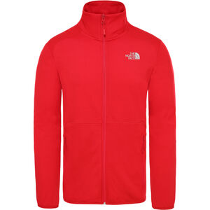 The North Face Quest Full-Zip Jacke Herren tnf red tnf red