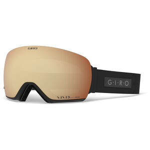 Giro Lusi Goggles Damen black velvet/vivid copper/vivid infrared black velvet/vivid copper/vivid infrared