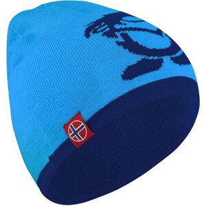 TROLLKIDS Troll Beanie Kinder navy/medium blue navy/medium blue