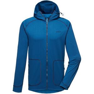 PYUA Exceed-Y S Hooded Zipper Herren poseidon blue poseidon blue
