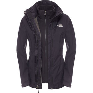 The North Face Evolve II Triclimate Jacket Damen tnf black tnf black