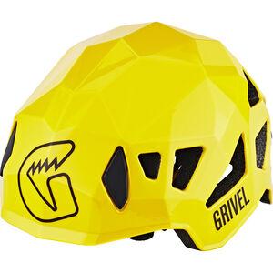 Grivel Stealth Helmet yellow yellow