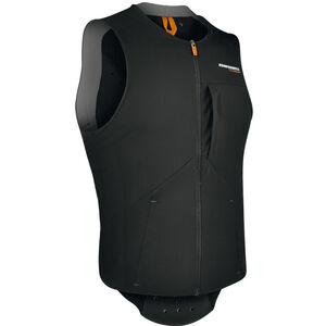Komperdell Air Weste Herren black/orange black/orange