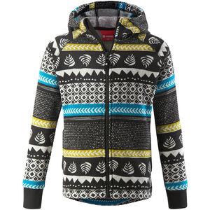 Reima Northern Fleece Sweater Kinder black black