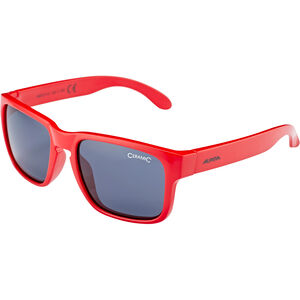 Alpina Mitzo Kids Brille Kinder red red