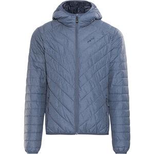 Meru Sherbrooke Padded Jacket Herren jeans melange/navy jeans melange/navy