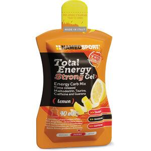 NAMEDSPORT Total Energy Strong Gel Box 24x40ml Lemon