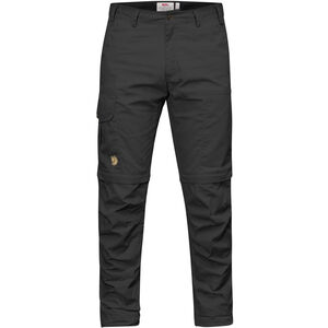 Fjällräven Karl Pro Zip-Off Trousers Herren dark grey dark grey