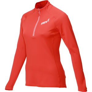 inov-8 Technical Mid Half-Zip Shirt Damen red red