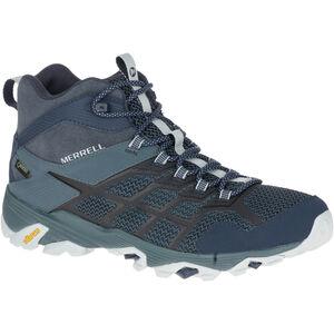 Merrell Moab FST 2 GTX Mid-Cut Schuhe Herren navy/slate navy/slate