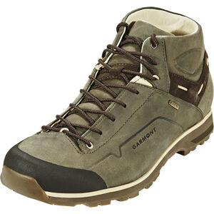 Garmont Miguasha Nubuk GTX Mountaineer Shoes Herren olive green/beige olive green/beige