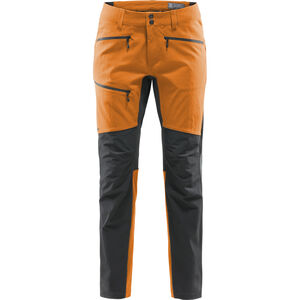 Haglöfs Rugged Flex Pants Herren desert yellow/true black  desert yellow/true black