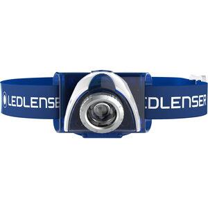 Led Lenser LED SEO 7R Stirnlampe Blister blue blue
