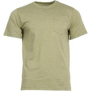 United By Blue Standard Printed Pocket SS T-Shirt Herren olive olive