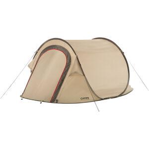 CAMPZ Parkland 2P Zelt beige beige