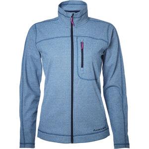 North Bend Aspect Fleece Jacket Damen blue bay blue bay