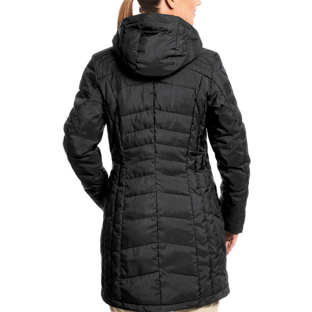 Maier Sports Pimi Quilted Coat Damen black