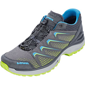 Lowa Maddox GTX Low Shoes Herren graphite/lime graphite/lime