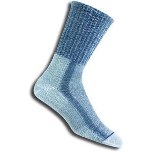 Thorlos Light Hiking Socken Crew Damen slate blue slate blue