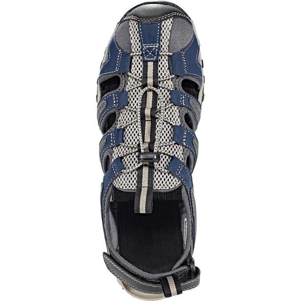 Hi-Tec Cove Breeze Sandals Herren insignia blue/grey/multi