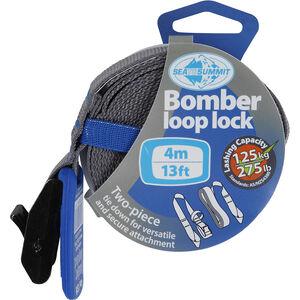 Sea to Summit Bomber Loop Lock 4,0m blue/grey blue/grey