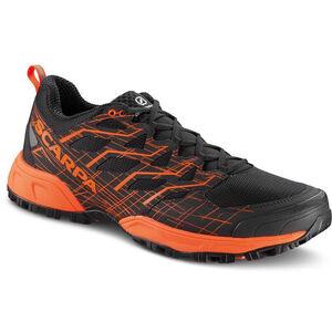 Scarpa Neutron 2 Schuhe Herren black/orange black/orange