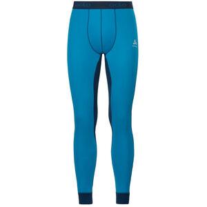 Odlo Suw Active Revelstoke Warm Bottom Pants Herren poseidon-blue jewel poseidon-blue jewel