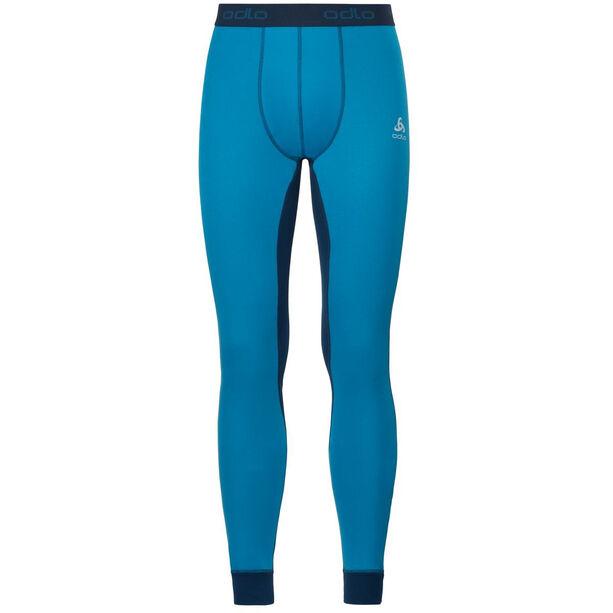 Odlo Suw Active Revelstoke Warm Bottom Pants Herren poseidon-blue jewel