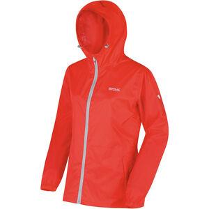 Regatta Pack It III Jacket Damen neon peach neon peach