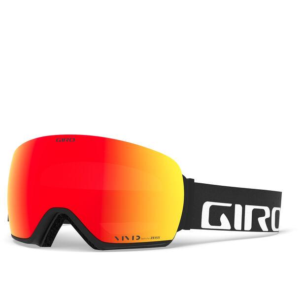 Giro Article Goggles Herren black/vivid ember/vivid infrared