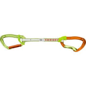 Climbing Technology Nimble Evo Flixbar Express Set DY 17cm orange/green orange/green